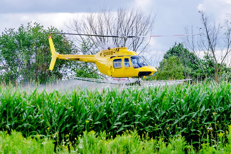 Agricultural Aerial Application in Florida