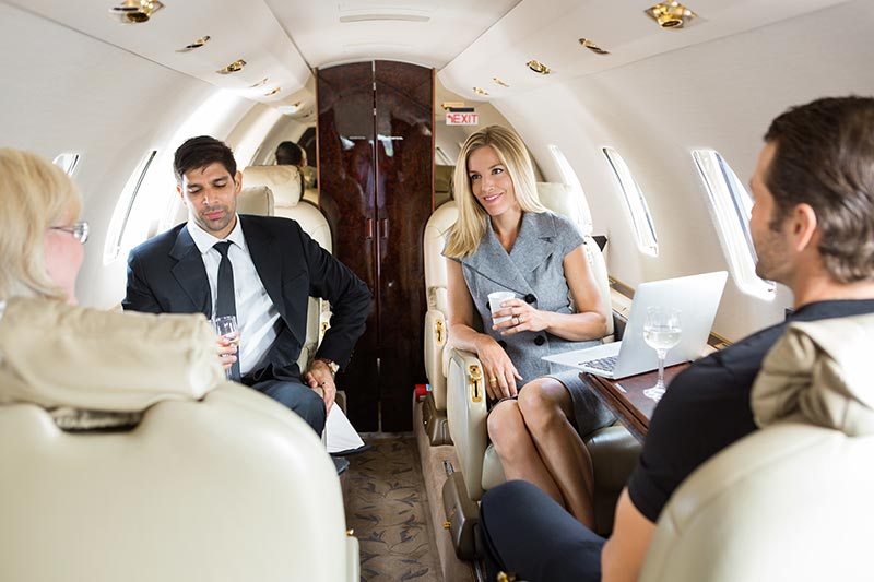 Business Jet Charters Pensacola