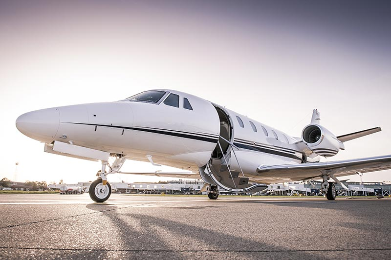 Executive Jet Charters in Pensacola
