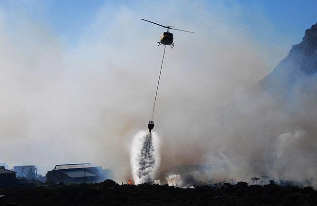 Helicopter Firefighting Pensacola