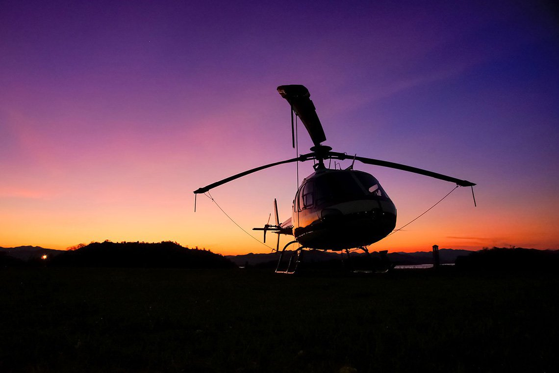 Pensacola Helicopter Charters